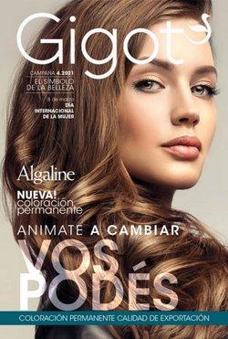 Catálogo Gigot ( 27 días más )