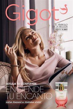 Ofertas de Perfumería y Maquillaje en el catálogo de Gigot en Rosario ( Más de un mes )
