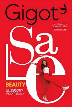 Ofertas de Perfumería y Maquillaje en el catálogo de Gigot ( 6 días más)