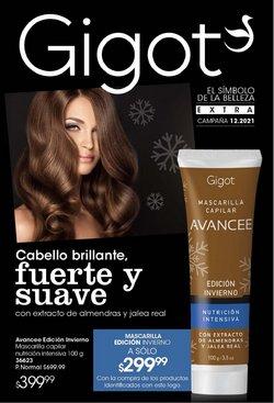 Ofertas de Perfumería y Maquillaje en el catálogo de Gigot ( 21 días más)