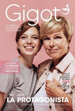 Ofertas de Perfumería y Maquillaje en el catálogo de Gigot ( 9 días más)