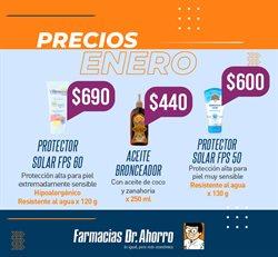 Ofertas de Farmacias y Ópticas en el catálogo de Farmacias del Dr Ahorro en Castelar ( 15 días más )
