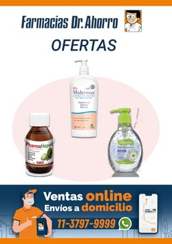 Catálogo Farmacias del Dr Ahorro ( Publicado hoy)