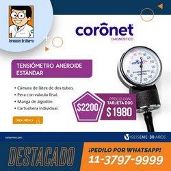 Ofertas de Farmacias del Dr Ahorro en el catálogo de Farmacias del Dr Ahorro ( 11 días más)