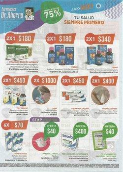 Catálogo Farmacias del Dr Ahorro ( 8 días más)
