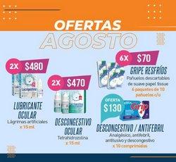 Ofertas de Farmacias y Ópticas en el catálogo de Farmacias del Dr Ahorro ( 5 días más)