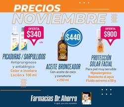 Cupón Farmacias del Dr Ahorro en Mariano Acosta ( Publicado ayer )