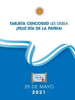 Catálogo Tarjeta Cencosud ( 24 días más)