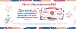 Ofertas de Wanama  en el folleto de Buenos Aires
