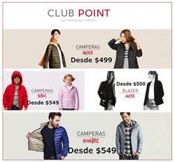 Ofertas de Ropa mujer  en el folleto de Club Point en Buenos Aires