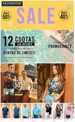 Ofertas de Ropa, Zapatos y Accesorios en el catálogo de Kevingston en Rafael Castillo ( 2 días más )