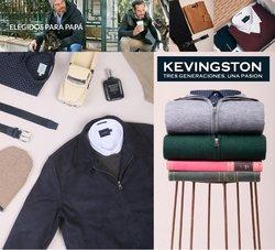 Ofertas de Kevingston en el catálogo de Kevingston ( 6 días más)