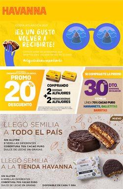Ofertas de Hiper-Supermercados en el catálogo de Havanna en San Rafael (Mendoza) ( 3 días más )