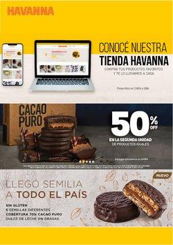Catálogo Havanna ( 8 días más)