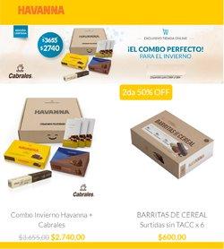 Catálogo Havanna ( Publicado ayer)