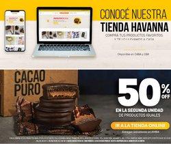 Catálogo Havanna ( 15 días más)