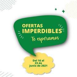 Ofertas de Hiper-Supermercados en el catálogo de Supermercados A Granel ( Vence hoy)
