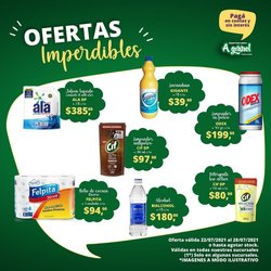 Ofertas de Supermercados A Granel en el catálogo de Supermercados A Granel ( Publicado ayer)