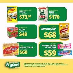 Ofertas de Supermercados A Granel en el catálogo de Supermercados A Granel ( Vence hoy)