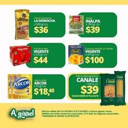 Catálogo Supermercados A Granel ( 2 días más)
