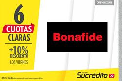 Ofertas de Bonafide  en el folleto de Córdoba