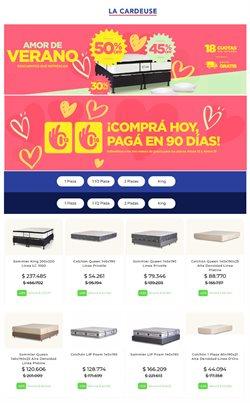 Catálogo La Cardeuse en Córdoba ( Caduca hoy )