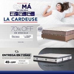 Ofertas de Muebles y Decoración en el catálogo de La Cardeuse ( 5 días más)