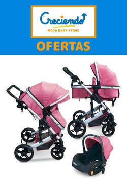 Ofertas de Juguetes, Niños y Bebés en el catálogo de Creciendo en Lomas del Mirador ( Publicado hoy )