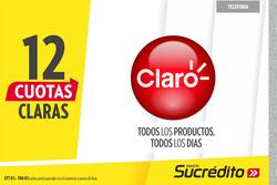 Ofertas de Claro  en el folleto de San Justo (Buenos Aires)