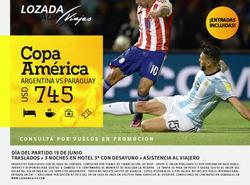 Ofertas de Viajes  en el folleto de Lozada Viajes en Belgrano (Buenos Aires)