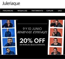 Ofertas de Juleriaque en el catálogo de Juleriaque ( Vencido)