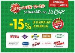 Catálogo Cooperativa Obrera en Mar del Plata ( 10 días más )