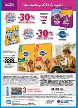 Ofertas de Alimento para perros en Cooperativa Obrera