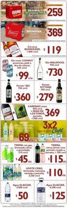 Ofertas de Hiper-Supermercados en el catálogo de Cooperativa Obrera ( Vence mañana)