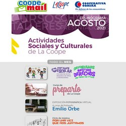 Catálogo Cooperativa Obrera ( Publicado ayer)