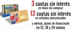 Ofertas de Cooperativa Obrera  en el folleto de Punta Alta