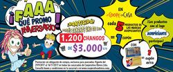 Ofertas de Cooperativa Obrera  en el folleto de Buenos Aires
