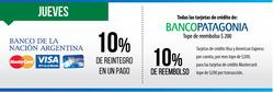 Ofertas de Cooperativa Obrera  en el folleto de Mar del Plata