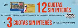 Cupón Cooperativa Obrera en Avellaneda (Buenos Aires) ( 10 días más )