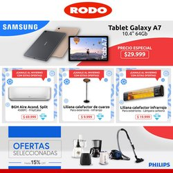 Ofertas de Electrónica y Electrodomésticos en el catálogo de Rodo ( 2 días más)