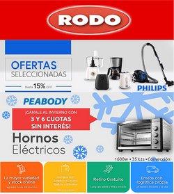 Ofertas de Electrónica y Electrodomésticos en el catálogo de Rodo ( Vence hoy)