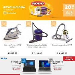 Ofertas de Electrónica y Electrodomésticos en el catálogo de Rodo ( Vence mañana)