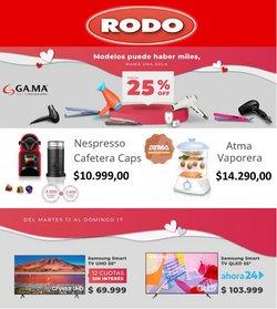Ofertas de Electrónica y Electrodomésticos en el catálogo de Rodo ( 3 días más)