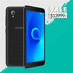 Ofertas de Alcatel en Hiper Audio