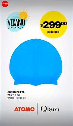 Catálogo Atomo Conviene en Mendoza ( Caducado )