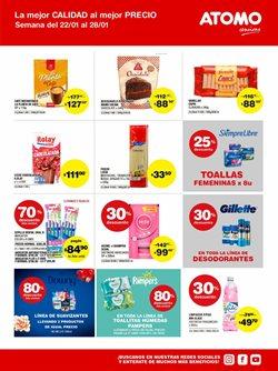Ofertas de Hiper-Supermercados en el catálogo de Atomo Conviene en Tunuyán ( 3 días más )
