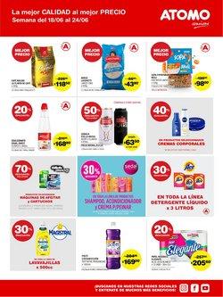 Ofertas de Hiper-Supermercados en el catálogo de Atomo Conviene ( Vence mañana)