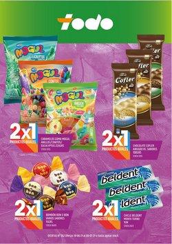 Ofertas de Hiper-Supermercados en el catálogo de Supermercados Todo ( 15 días más)
