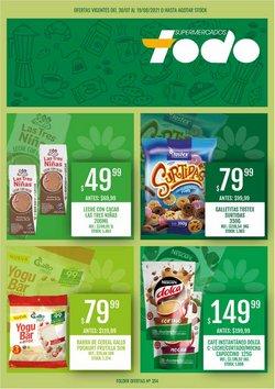 Catálogo Supermercados Todo ( Publicado ayer)