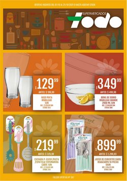 Ofertas de Supermercados Todo en el catálogo de Supermercados Todo ( 5 días más)